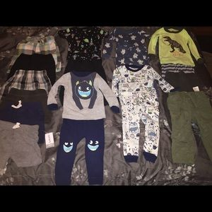 18 month 19pc clothing lot